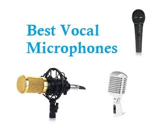 top 15 best live vocal microphones in 2018 complete