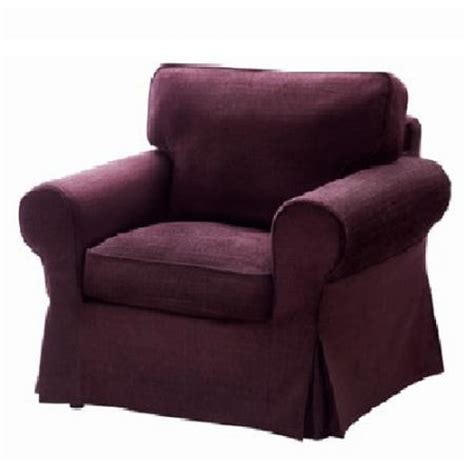 Arm Chair Covers Nip Ikea Ektorp Chair Cover Tullinge Lilac Arm Chair 702