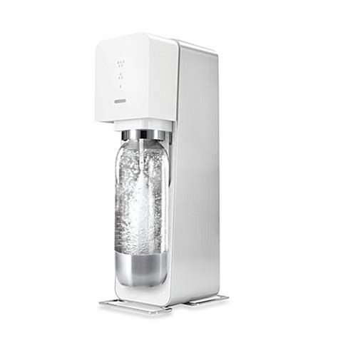 bed bath and beyond sodastream exchange sodastream source sparkling water maker metal edition