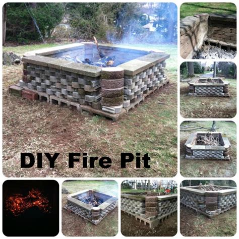 build a firepit 39 diy backyard pit ideas you can build