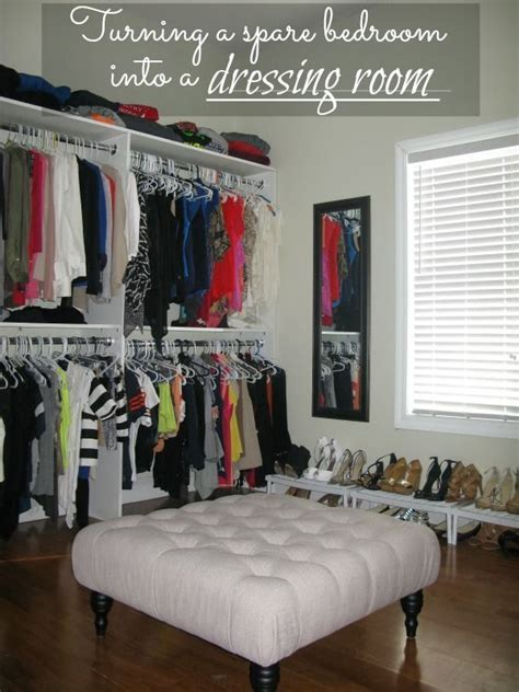 how to turn a bedroom into a dressing room 38 best what to do with that spare bedroom images on