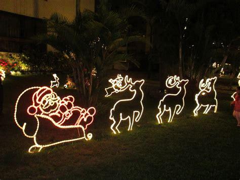 cadenas navideñas 2017 renos de navidad con luces gallery of luces de navidad
