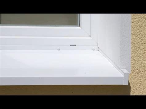 fensterbrett montieren to mp3 einbau klinkerfensterb 228 nken