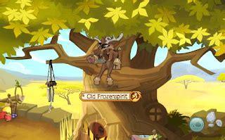 animal jam spirit blog: climbing appondale tree