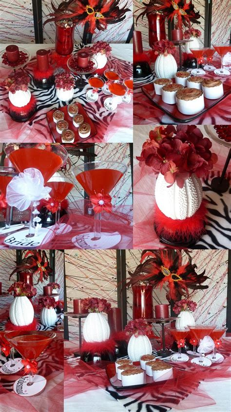 party themes with red 8 best images about red hot bachelorette or birthday party