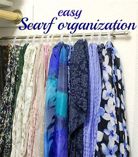 How To Organize Scarves In Closet by 17 Best Images About Ideas Closet On