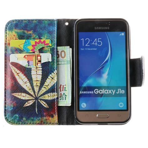 Ac Samsung Berdiri for samsung j12016 tepi mewah dompet kulit flip penutup
