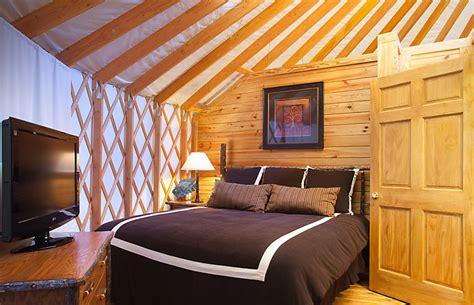 2 bedroom yurt shenandoah crossing resort getaways