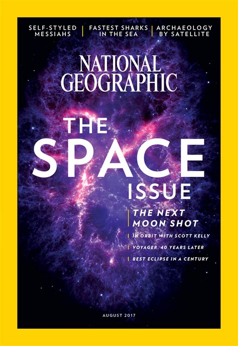 National Geographic Yunani Kuno New the space issue