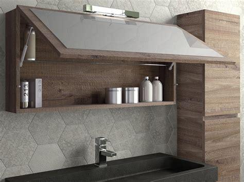 mobili bagno iperceramica qubo 100 composizione 14 con lavabo in pietra nera