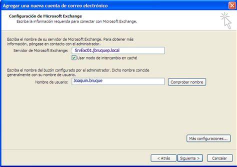 Crear Una Configuravion De Mba by Pasos A Paso La Configuraci 243 N De Microsoft Anywhere