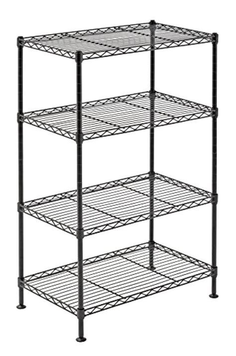 kitchen wire storage racks 4 tier wire shelving rack metal shelf adjustable unit