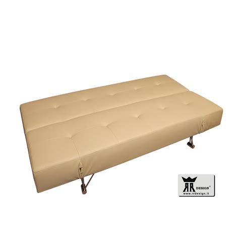 divani letto in ecopelle divano letto click clack in ecopelle della linea rr design