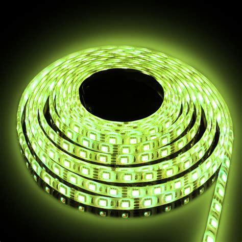 Led 5050rgboutdoor 5m 100m 5050 rgb led light smd car outdoor wall led waterproof diy ebay