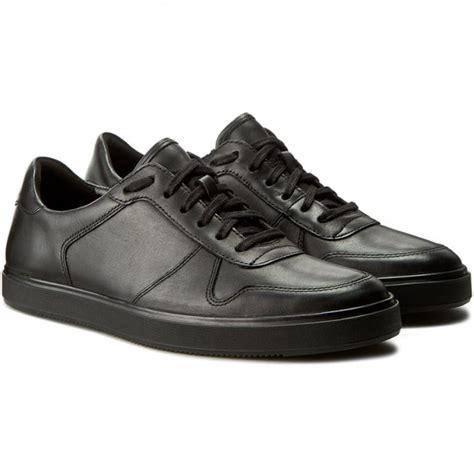 shoes clarks calderon speed  black leather