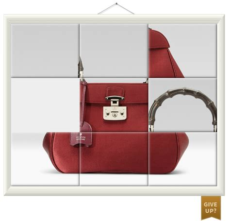 Gucci Gamis play to give raise funds for milk with gucci puzzle world