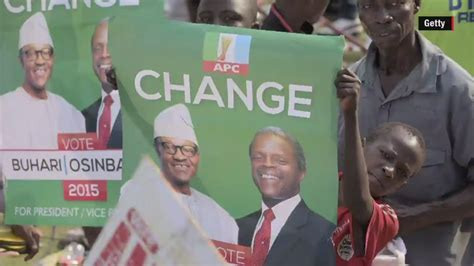 Why Getting An Mba Isn 39 by Nigeria Election What You Need To Cnn