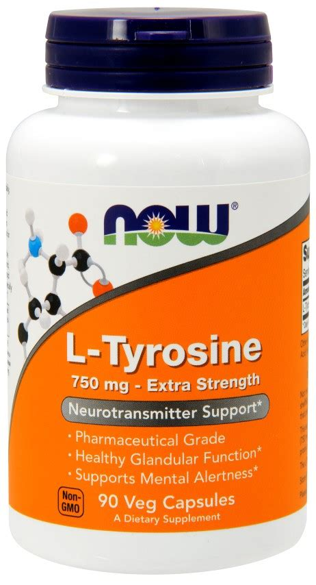 worth it how l tyrosine non essential amino acid is changing the world and you probably donã t it books now foods l tyrosine 750 mg 90 capsules