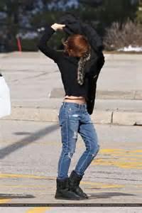emma watson in jeans emma watson in street style jeans 10 gotceleb