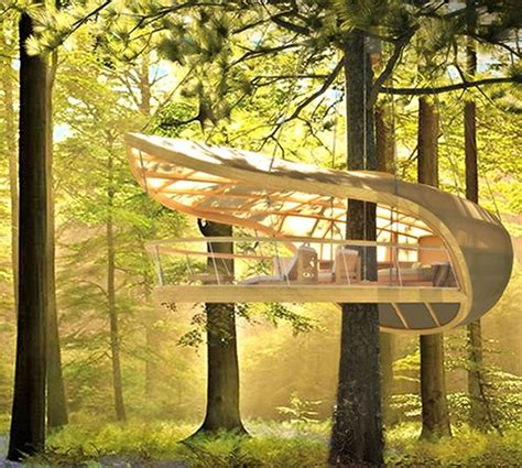 modern tree house best 25 modern tree house ideas on pinterest treehouse
