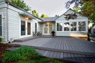 Deck color ideas for tan house archives house design and planning
