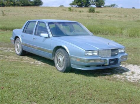 how petrol cars work 1997 cadillac seville instrument cluster purchase used 1990 cadillac seville 4 5l fuel injected blue sweet ride no rust in paola