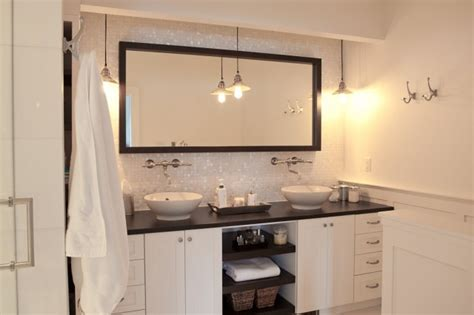 bathroom vanity tile backsplash ideas white glass bathroom backsplash design ideas