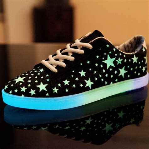 light up shoes size 6 luminous light up shoes for adults casual men women shoes