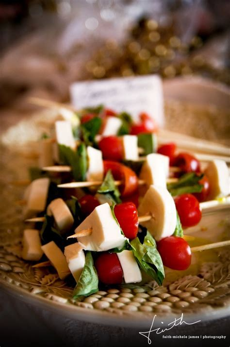 69 best images about Wedding Appetizers on Pinterest