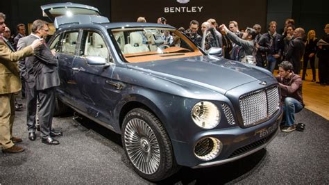 bentley jeep 2015 geneva 2012 bentley s new suv top gear