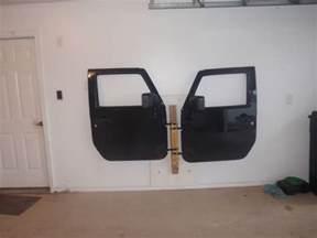 Jeep Door Storage Door Hanger Marrrrrrrr