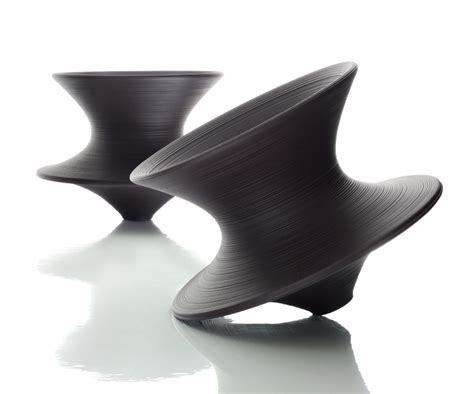 Spinning Top Chair by Spun Rotating Chair Magis Heatherwick Owo