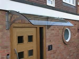 Wide Door Canopy by Regency Deco Gallery Lineworks Ltd