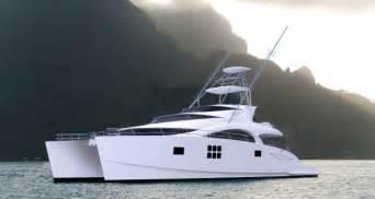 The 75 sunreef power sport fish catamaran by sunreef yachts luxury