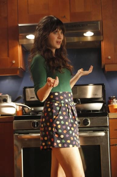 Zooey Deschanel New Girl Fashion Wwzdw What Would   new girl quot cece crashes quot fashion season 1 episode 5