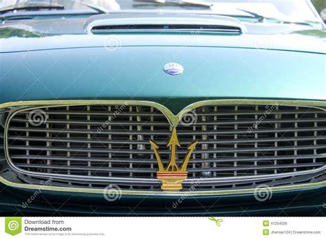 maserati grill emblem maserati grill emblem 28 images maserati chrome w