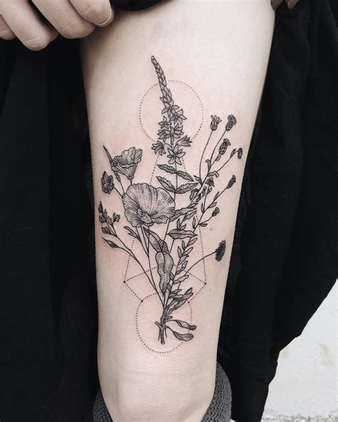tattoo body chain best 25 botanical tattoo ideas that you will like on