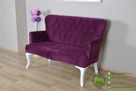 Sofa Cantik Minimalis sofa cantik minimalis 2 seater jati pribumi