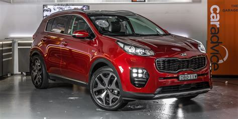 kia sportage diesel 2016 kia sportage platinum diesel review caradvice