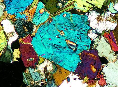 diorite thin section green hornblende in diorite by heleanor1 on deviantart