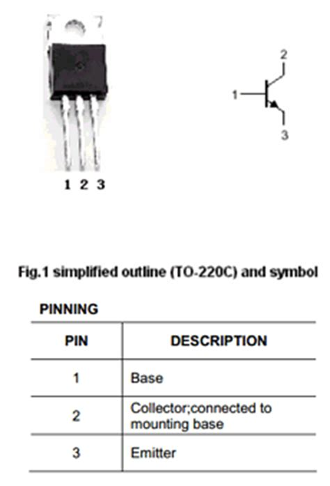 power transistor c5200 c4242 datasheet silicon npn power transistor savantic