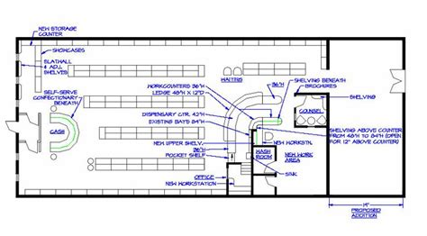 pharmacy floor plan pharmacy design plans pharmacies floor plans 16542code jpg