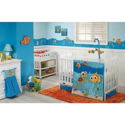 family disney baby finding nemo 4 crib set
