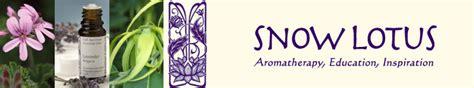 Snow Lotus Aromatherapy Journey With Gastroparesis November 2012
