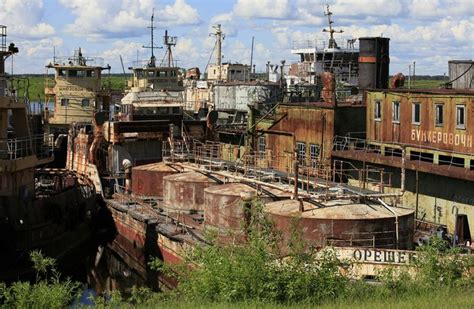 boat shipping companies near me abandoned ships of the russian federal fleet at the