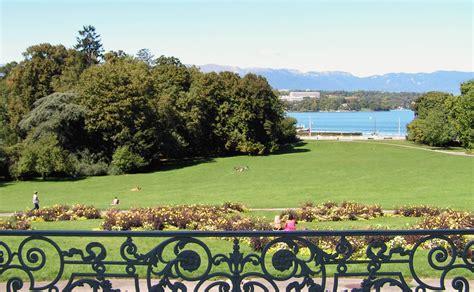 Parc De La Grange Geneve by Parc De La Grange 232 Ve Switzerland Adventurer