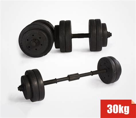 Sale Barbel 5kg Barbell Dumbel Dumbell Barble Dumble X43 30kg