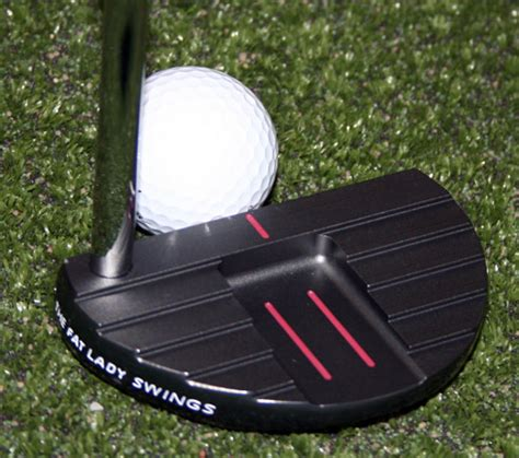fat lady swings putter macgregor fat lady swings putter review clubs review