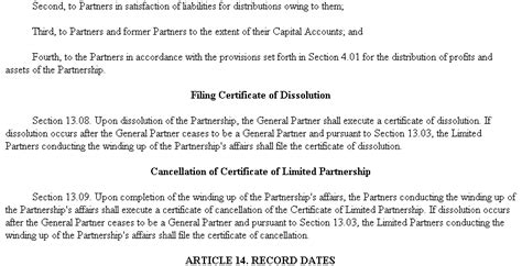 sle of articles of partnership premium invitation