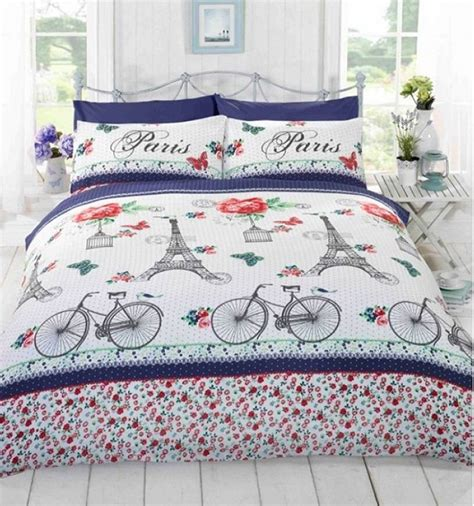 Eiffel Tower Quilt Cover Single by Eiffel Tower Single Licensed Duvet Bedding